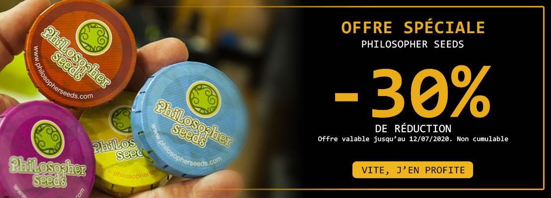 Promotion Philosopher Seeds 2020   La Boutique 420
